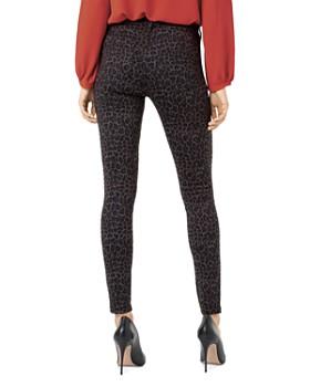 Liverpool - Cheetah-Print Skinny Pants