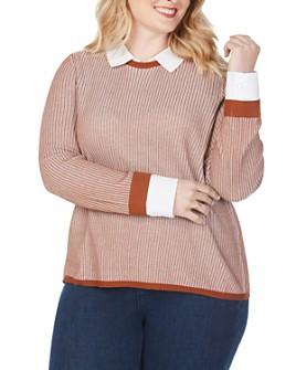 Foxcroft Plus - Dakota Sweater