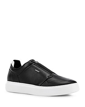 Geox - Men's Deiven Leather Sneakers