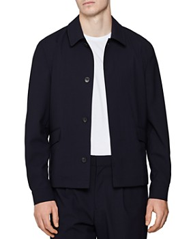 REISS - Edward Linen Jacket