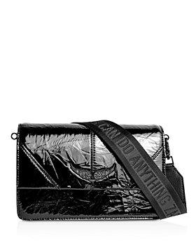 Zadig & Voltaire - Lolita Patent Leather Crossbody