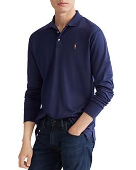 Polo Ralph Lauren - Classic Fit Long Sleeve Polo Shirt