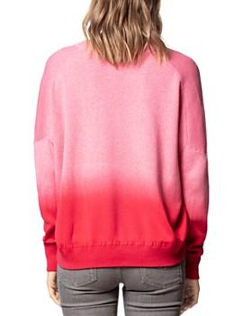 Zadig & Voltaire - Brumy Dip-Dye Sweater