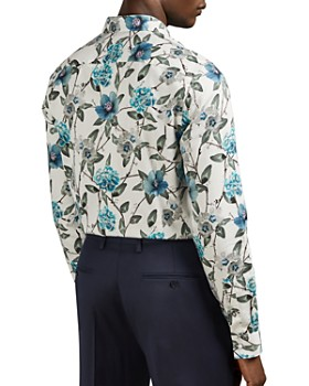 Ted Baker - Manicot Floral Phormal Shirt