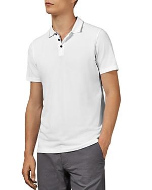 Ted Baker T-shirts FLAVA PIQUE REGULAR FIT POLO SHIRT