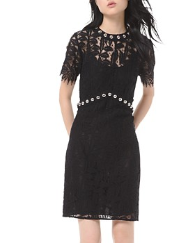 MICHAEL Michael Kors - Studded Lace Dress