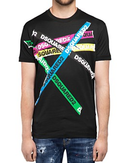 DSQUARED2 - Logo Tape Tee