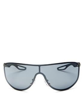 Prada - Men's Wraparound Sunglasses, 155mm