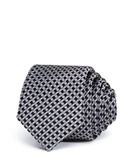 Michael Kors - Boys' Royal Natte Silk Tie