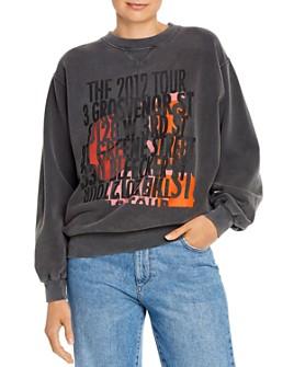 Anine Bing - Ramona Street Graphic Sweatshirt