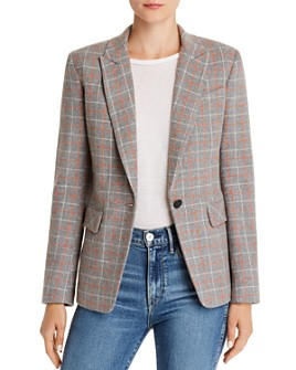 rag & bone - Windowpane Plaid Blazer