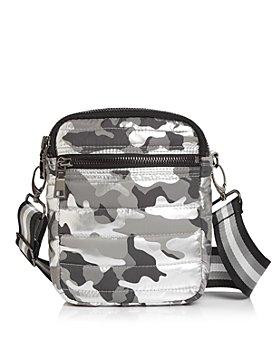Think Royln - Metallic Camo Convertible Belt Bag