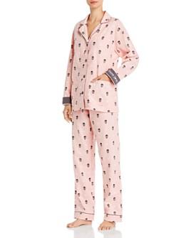 PJ Salvage - Cotton Pajama Set - 100% Exclusive