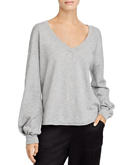Nation LTD - Willa Balloon-Sleeve Sweater