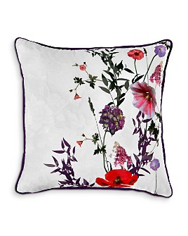 """Ted Baker - Hedgerow Printed Decorative Pillow, 20"""" x 20"""" - 100% Exclusive"""