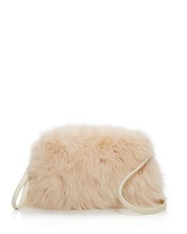 Maximilian Furs - Fox Fur Clutch