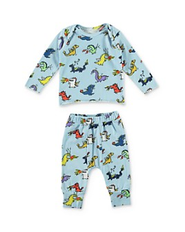 Stella McCartney - Boys' Dragon Print Top & Pants Set - Baby
