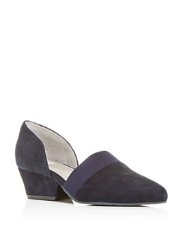 Eileen Fisher - Women's Hilly d'Orsay Wedge Pumps