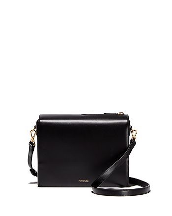 MUTEMUSE by W CONCEPT - Amuse Leather Crossbody