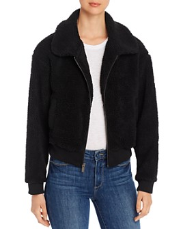 Marc New York - Teddy Bomber Jacket
