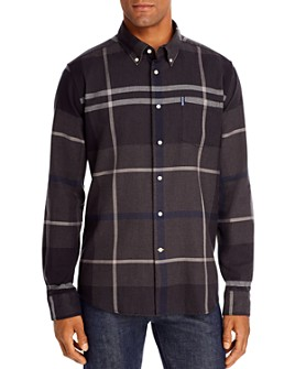 Barbour - Dunoon Tartan Check-Print Slim Fit Shirt