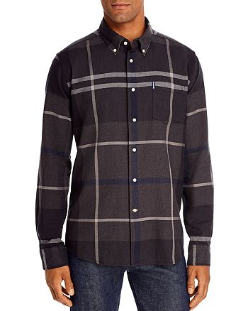 Barbour - Dunoon Tartan Check-Print Slim Fit Shirt