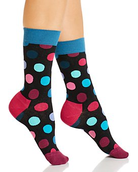 Happy Socks - Printed Crew Socks