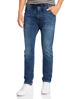 Diesel - Krooley R Jogg Slim Fit Jeans in Denim