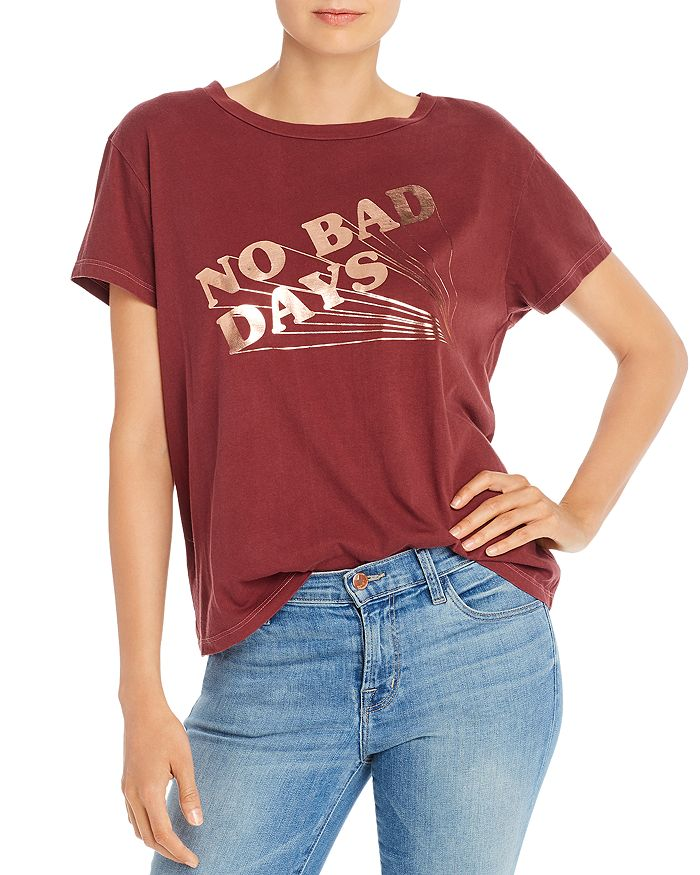 MOTHER - The Boxy Goodie Goodie No Bad Days Tee