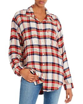 Levi's - The Plaid Flannel Utility Shirt