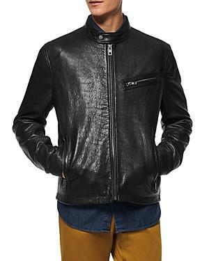 Cumberland Leather Moto Jacket