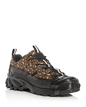 Burberry - Men's Gallica Story Monogram Low-Top Sneakers