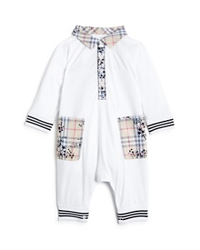 Burberry - Boys' Anton Star-Check Romper - Baby