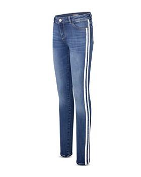 DL1961 - Girls' Chloe Side-Stripe Jeans - Big Kid