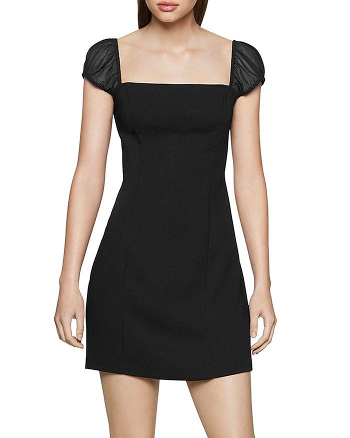 BCBGENERATION - Cap-Sleeve Mini Dress