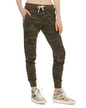Theo & Spence - Star Camo Jogger Pants