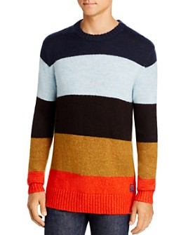 Scotch & Soda - Chunky Crewneck Sweater
