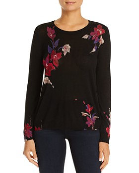 Daniel Rainn - Floral Sweater