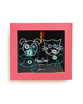 Happy Socks - Cat vs. Dog Socks Gift Box