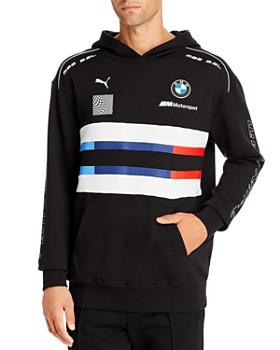 PUMA - x BMW MMS Street Midlayer Hooded Sweatshirt
