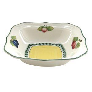 Villeroy & Boch French Garden Fleur Square Individual Bowl