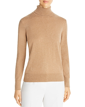 Lafayette 148 Sweaters CASHMERE TURTLENECK SWEATER