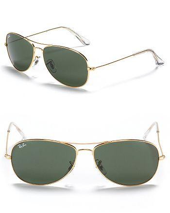 8fb82d18bb Ray-Ban - Unisex New Classic Aviator Sunglasses