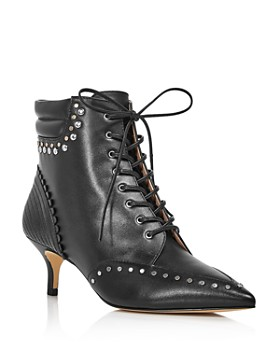 COACH - x Tabitha Simmons Women's Jaden Studded Booties