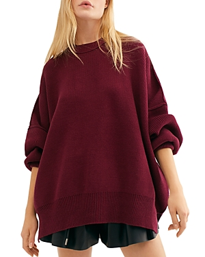 Free People Tops Easy Street Tunic Sweater