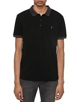 ALLSAINTS - Orlando Regular Fit Polo Shirt