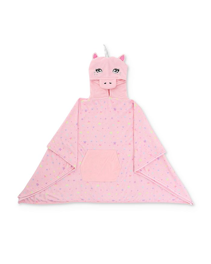 Capelli - Girls' Unicorn Hooded Poncho