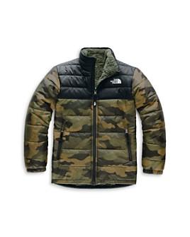 The North Face® - Unisex Reversible Camo Mount Chimborazo  Jacket - Big Kid