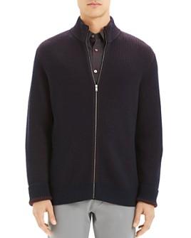 Theory - Rennes Cashwool Regular Fit Jacket