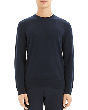 Theory Hilles Cashmere Crewneck Sweater-Men